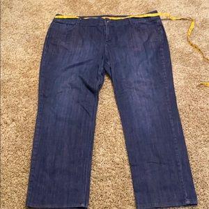 Purple Jeans by Torrid